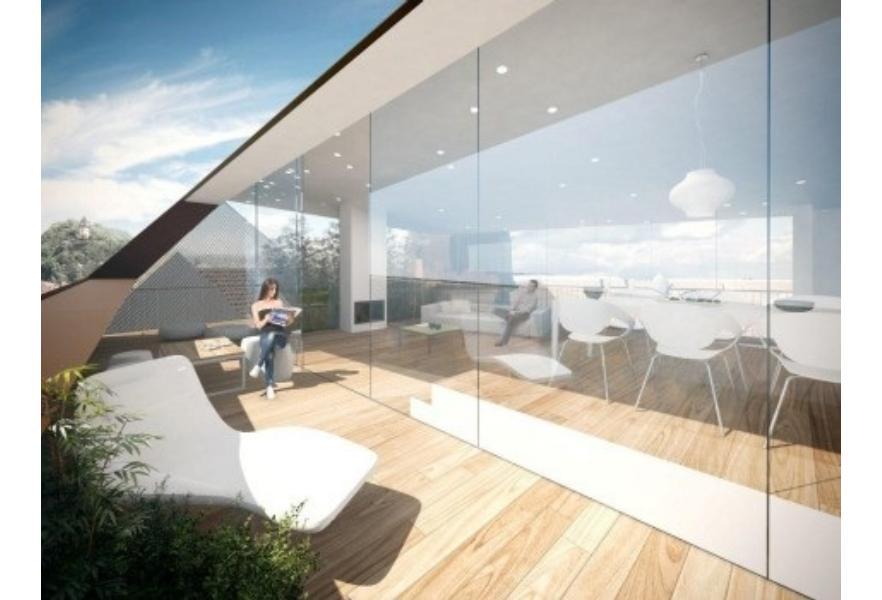 immo real uig gmbh neubau penthouse wohnungen in der innenstadt. Black Bedroom Furniture Sets. Home Design Ideas